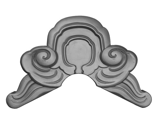 覆輪型鬼瓦| 淡路瓦|鬼瓦